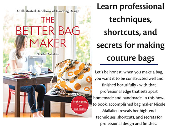 Happy National Sewing Month: Bag-Making Titles - C&T Publishing